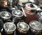 金属のなべ圧力鍋など